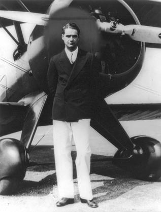 Howard Hughes avião