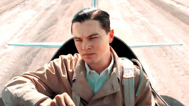 Leonardo Di Caprio O Aviador