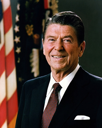 Ronald Reagan em 1981