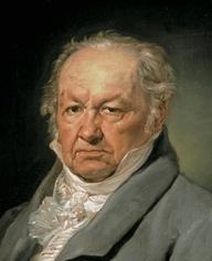 Surdos famosos Francisco Goya