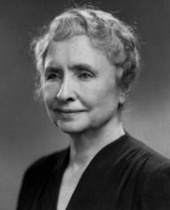Surdos famosos Helen Keller