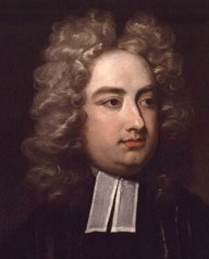 Surdos famosos Jonathan Swift