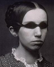 Surdos famosos Laura Bridgman