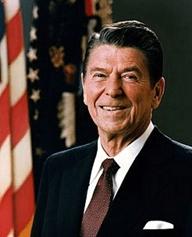 Surdos famosos Ronald Reagan
