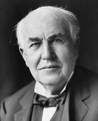 Surdos famosos Thomas Alva Edison