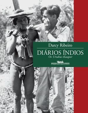Livro Diários Índios darcy Ribeiro