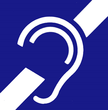 Símbolo Internacional da Surdez