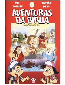As Aventuras da Bíblia em Libras