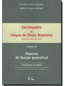 Enciclopédia da Língua de Sinais Brasileira