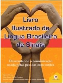 Livro Ilustradode Língua Brasileira de Sinais