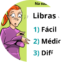 Na sua opinião, Libras é Fácil, Médio ou Difícil?